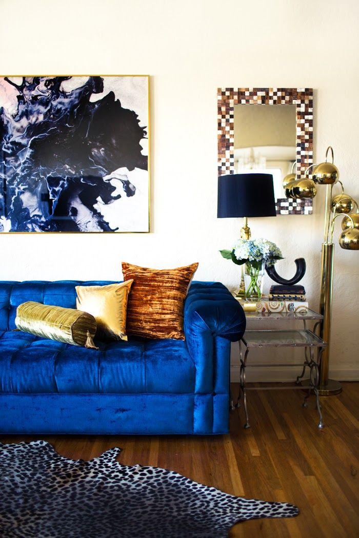 Cute Decor Sof 225 Azul Niina Secrets