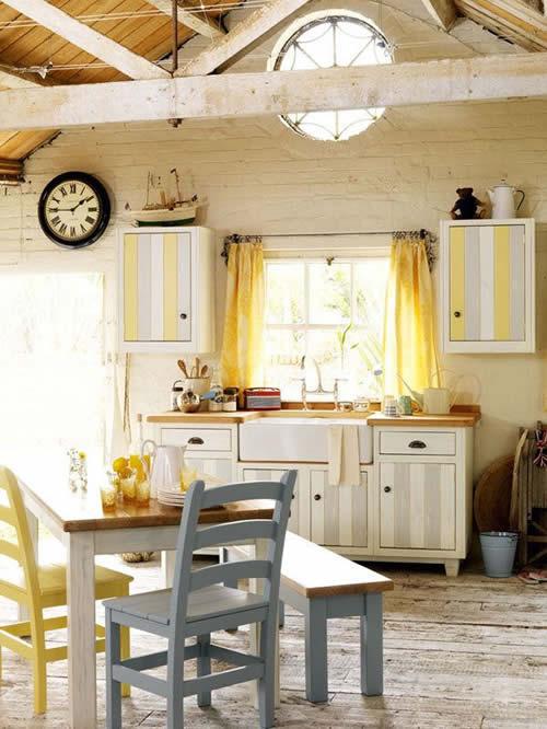 Cozinhas fofas para se inspirar niina secrets for Cocinas estilo rustico