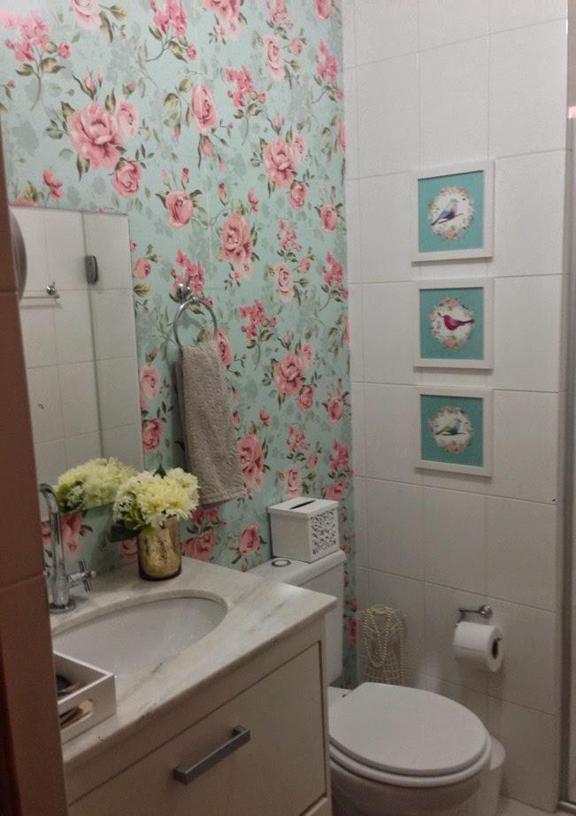 Decorando o apê a mágica dos papéis de parede — Niina Secrets -> Onde Comprar Armario De Banheiro Barato