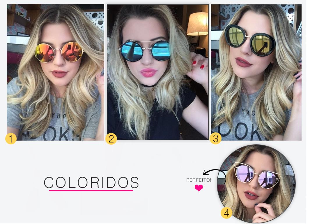 273c39371d624 Comprando óculos de sol espelhados - Niina Secrets