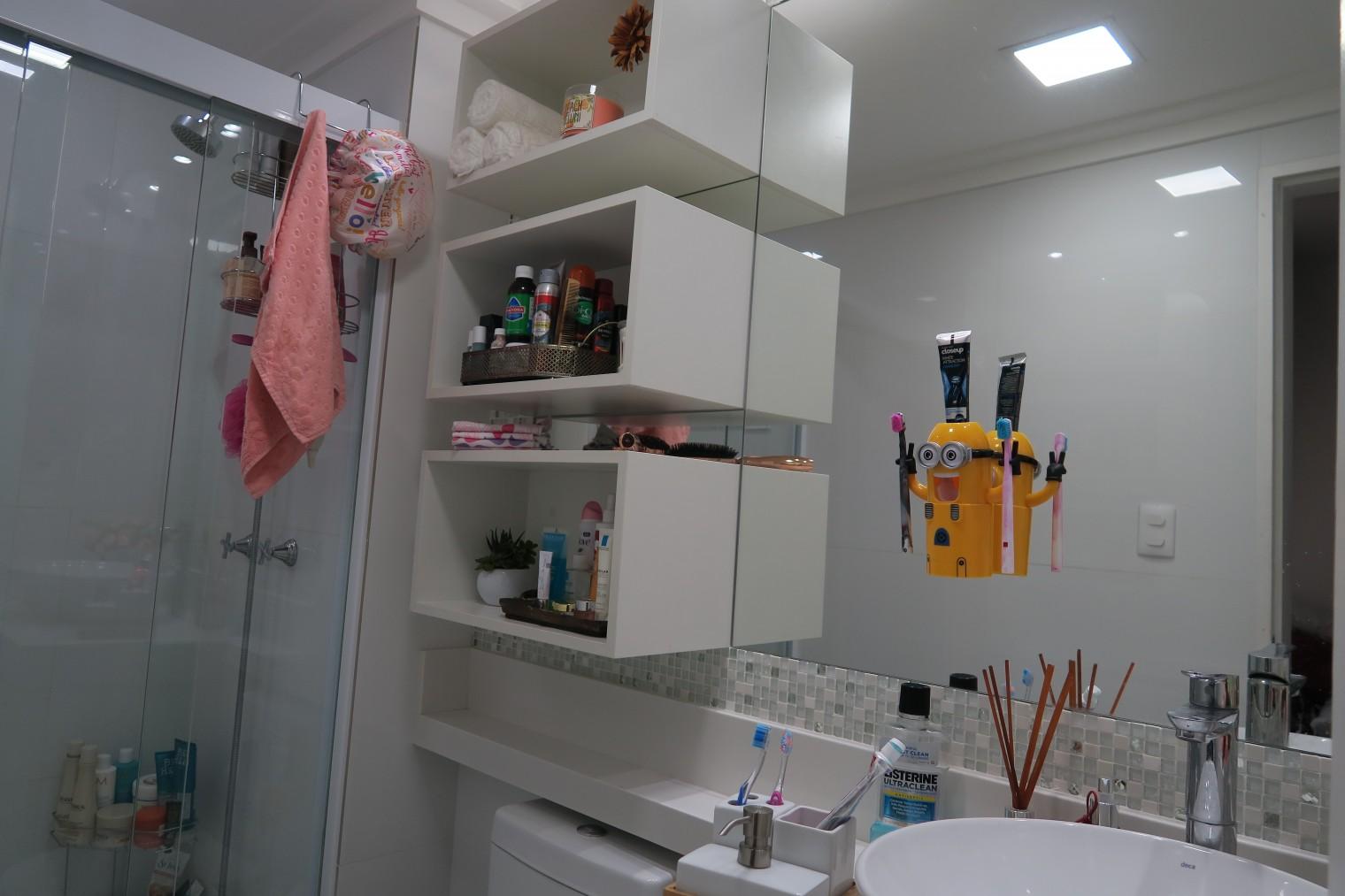 #69463D Como prometido para quem quiser ver em mais detalhes tirei várias  1520x1013 px tour pelo meu banheiro com banheira