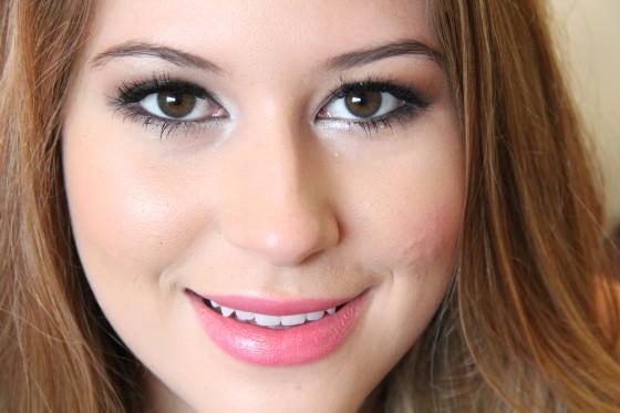 Agape Love Designs: Valentines Day Makeup Look Tutorial